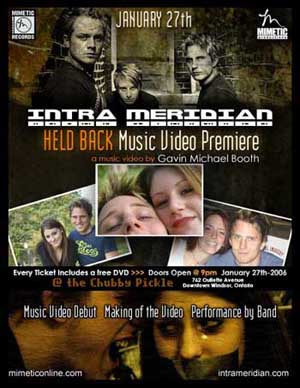video poster for Held Back