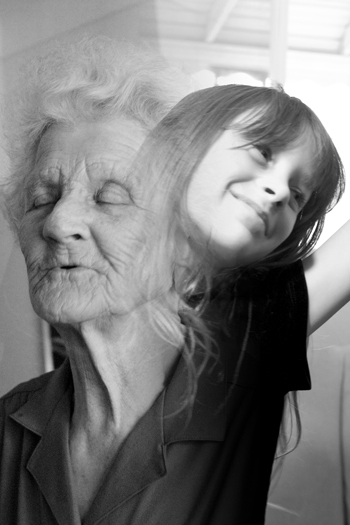 image of women across generations